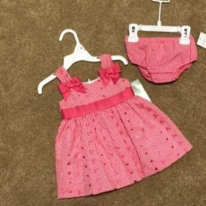 Baby/Toddler 12 month dress
